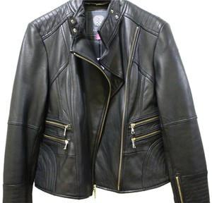 Vince Camuto Moto Motorcycle Jacket