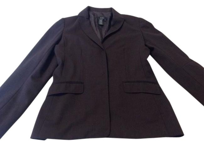 BCBGMAXAZRIA brown Blazer
