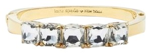 Kate Spade Perfect Office to Evening! Kate Spade Squared Away Crystal Bracelet NWT Holiday Perfect!