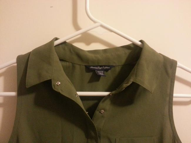American Eagle Outfitters Top olive