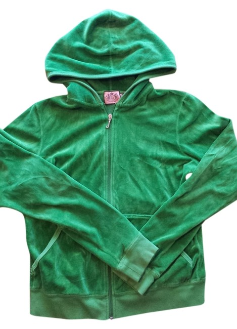 Juicy Couture Velour Jacket Jacket