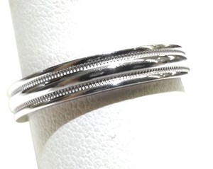 Scott Kay SCOTT KAY Platinum (PT950) Wedding Band Size 10