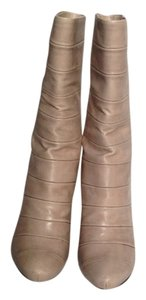 Louis Vuitton Size 36.5 Ankle Nude Boots