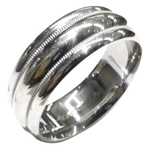Scott Kay Scott Kay Men's Platinum (PT950) Wedding Band Size 10.1/8