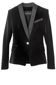 Balmain x H&M Women's Black Jacket