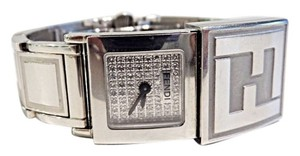 Fendi FENDI Stainless Steel Diamond Secret Watch