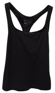Tek Gear Black Racer Back Sport Tank