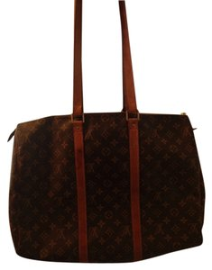 Louis Vuitton Tote in brown monogrammed
