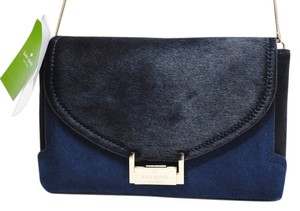 Kate Spade Suede Calf Hair Cross Body Bag