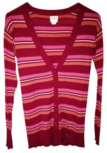 Mossimo Supply Co. Preppy Striped Cardigan
