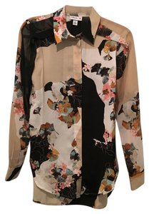 3.1 Phillip Lim for Target Button Down Shirt Multi