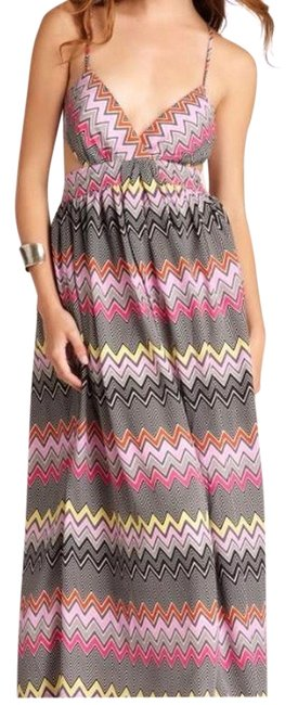 Multi Maxi Dress by Meghan
