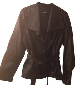 Coach Blac Leather Jacket