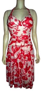 SPEECHLESS Medium Floral Dress