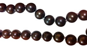 Black Pearl 17 inch Necklace