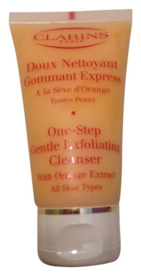 Other Sealed Clarins one step gentle exfoliating cleanser 75ml