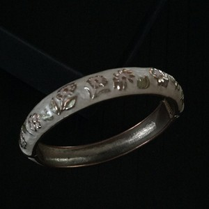 Urban Outfitters Vintage Floral Bangle