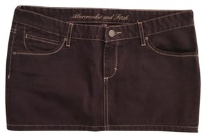 Abercrombie & Fitch Mini Skirt