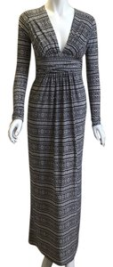 Blac Maxi Dress by T-Bags Los Angeles