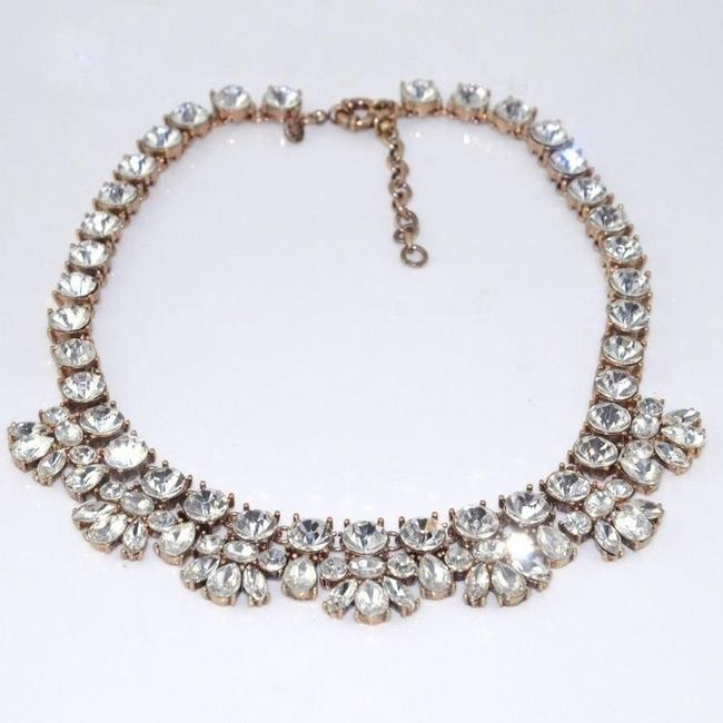 Item - Crystal Statement Necklace