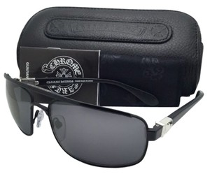 Chrome Hearts Polarized CHROME HEARTS Sunglasses PENETRATION MBK/SBK-MCF-P Black w/ Carbon Fiber