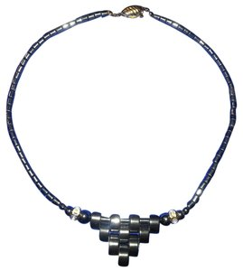 Other Zulu Princess 17 Hematite choker