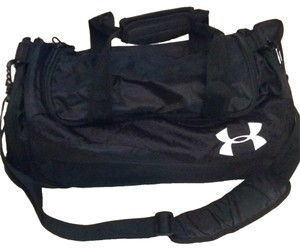 Under Armour Black Travel Bag