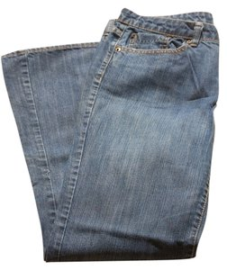 Sarah Jessica Parker Relaxed Fit Jeans-Medium Wash