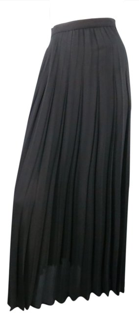Item - Black Vintage New with Tags Pleated Skirt Size 10 (M, 31)