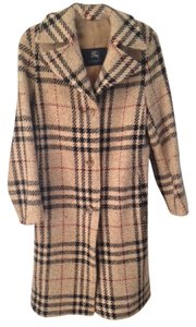 Burberry Vintage Pea Coat