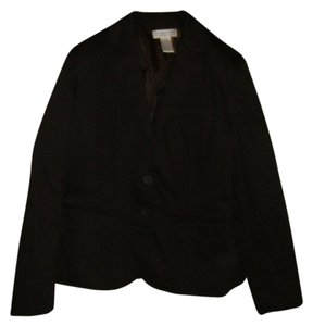 Worthington chocolate brown Blazer