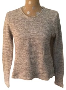 Madewell Grey Marled Sweater