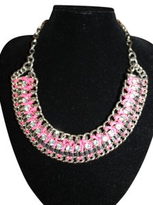 Divided by H&M Divided By H&M Conscious Trend Rhinestone Rope Layered Choker Bloggers