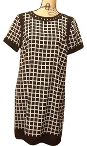 Michael Kors Geometric Lightweight Dress