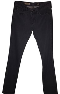 AG Adriano Goldschmied Legging Skinny Dark Blue Straight Leg Jeans-Dark Rinse