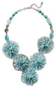 Anthropologie Anthropologie Gem Bouquet Bib Necklace