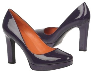 Via Spiga Navy Blue Pumps