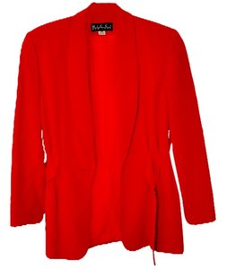 Bicci Like-new festive, classic, classy red suit