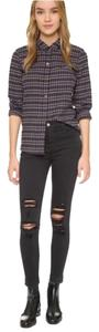 J Brand Wash Skinny Jeans-Distressed
