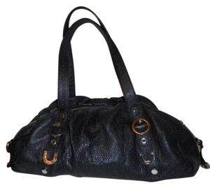 Bebe Leather Hobo Bag