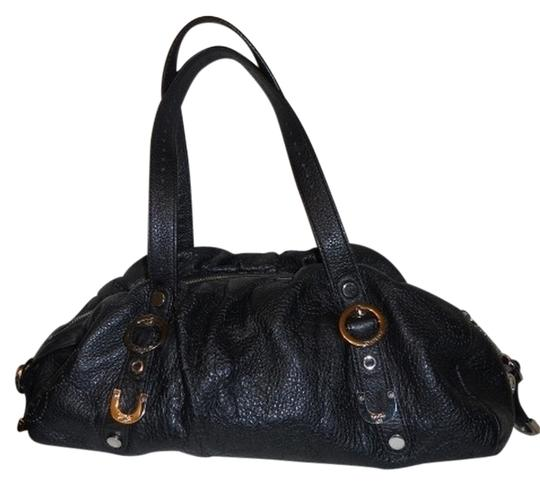Preload https://img-static.tradesy.com/item/869367/bebe-cowhide-black-leather-hobo-bag-0-0-540-540.jpg