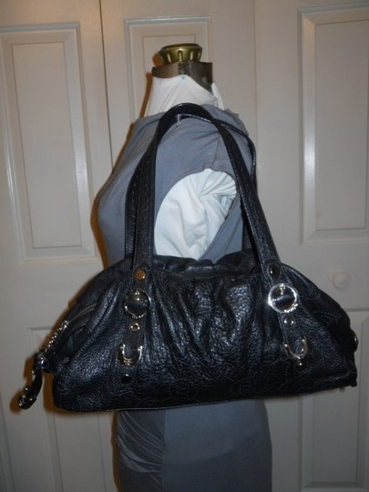 Bebe Leather Hobo Bag Image 1