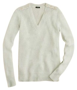 J.Crew 55808 V-neck Mohair Sweater