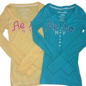 162bebd63ccab Yellow Aéropostale Sweaters   Pullovers - Up to 70% off a Tradesy