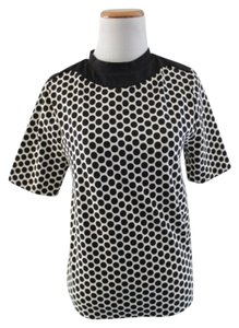 Marni T Shirt Black and White