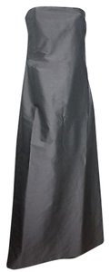 Ralph Lauren Silk Strapless Dress
