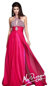 Mac Duggal Couture Prom Size 4 Dress