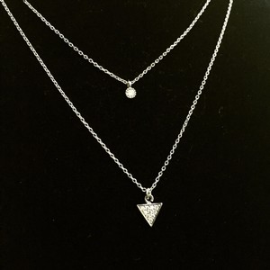 Beautiful Double Layered Dainty Necklace