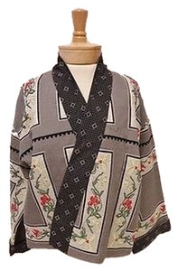 Etro Womens Multi Floral Multi-Color Jacket