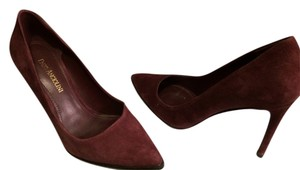 Enzo Angiolini Anzo Wine Red Pumps